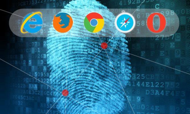 цифровой отпечаток браузера